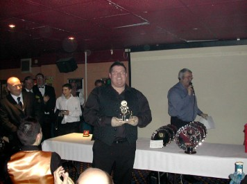 Plymouth International Channel Island Challenge Senior Snooker Highest Break - Gary Britton 2007