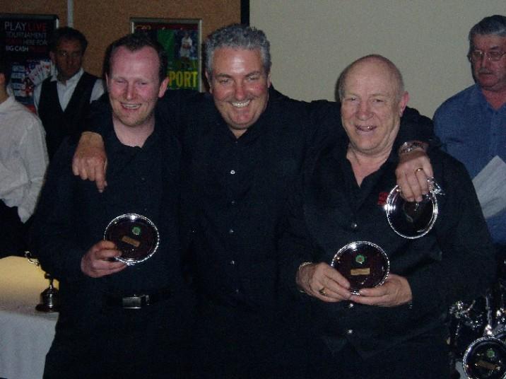 Plymouth International Channel Island Challenge Senior Snooker - Jersey 2007