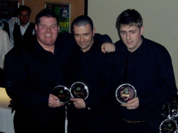 Plymouth International Channel Island Challenge Senior Snooker - Jersey A 2007