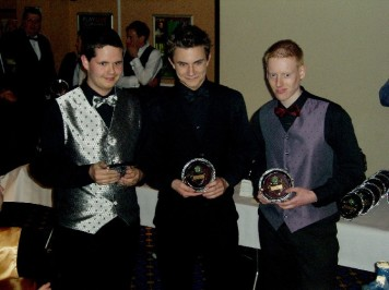 Plymouth International Channel Island Challenge Senior Snooker - Jersey Youth Team 2007