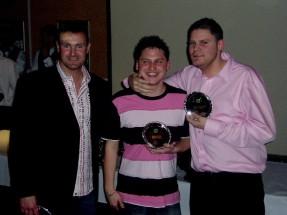 Plymouth International Channel Island Challenge Senior Snooker - Rileys Plymouth 2007