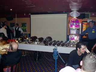 Plymouth International Channel Island Challenge Trophies 2 2007