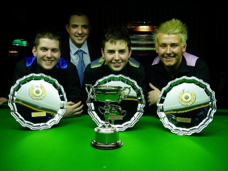 Plymouth International Channel Island Challenge Winners - Pontins 2007