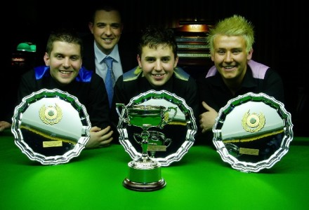 Plymouth International Channel Island Challenge Winners - Pontins 2007