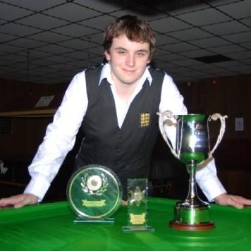 Sam Baird - Gold Champion 2008-09