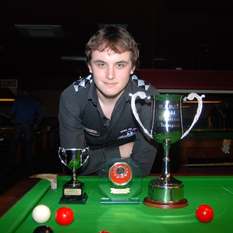 Sam Baird - Gold Champion 2010-11