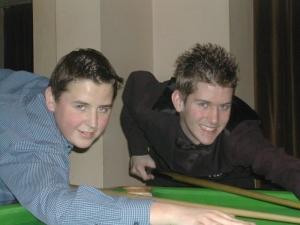 Silver Waistcoat Event 3 Finalists Darren Bond & Grant Cole 2004