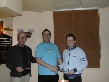 Silver Waistcoat Event 3 Runner-up 2004