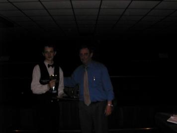 Silver Waistcoat Finals Day 2003-04 Kevin O'Neil & Darran Lock