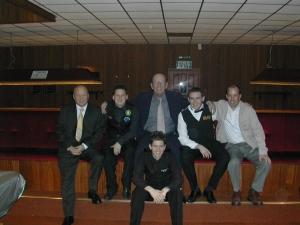 Silver Waistcoat Finals Day 2003-04 Plymouth Mafia