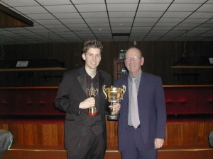 Silver Waistcoat Finals Day 2003-04 Roger Cole & Grant Cole