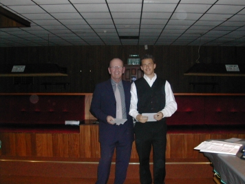 Silver Waistcoat Finals Day 2003-04 Silver Roger Cole & 1
