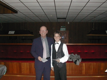 Silver Waistcoat Finals Day 2003-04 Silver Roger Cole & Danny Bolt