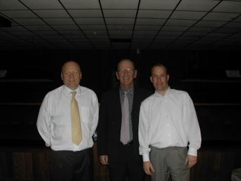 Silver Waistcoat Finals Day 2003-04 - Steve Keith Millard, Roger Cole & Steve Brookshaw