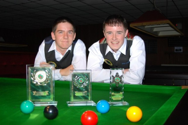 Silver Waistcoat Tour Event 1 Finalists 2008-09