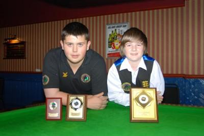 Silver Waistcoat Tour Event 1 Finalists 2010-11