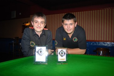 Silver Waistcoat Tour Event 1 Finalists 2011-12
