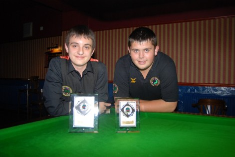 Silver Waistcoat Tour Event 1 Finalists 2011-12