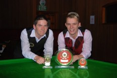 Silver Waistcoat Tour Event 2 Finalists 2008-09