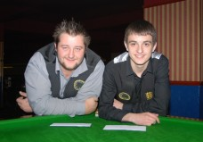 Silver Waistcoat Tour Event 2 Finalists 2012-13