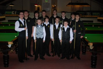 Silver Waistcoat Tour Event 2 Players 2010-11