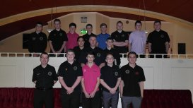 Silver Waistcoat Tour Event 2 Players 2013-14
