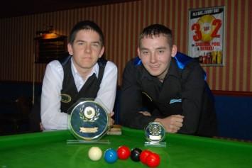 Silver Waistcoat Tour Event 3 Finalists 2008-09
