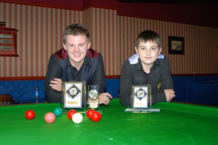 Silver Waistcoat Tour Event 3 Finalists 2009-10