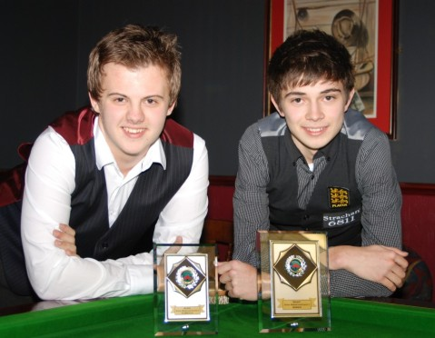 Silver Waistcoat Tour Event 3 Finalists 2011-12