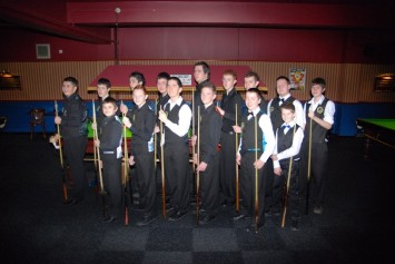 Silver Waistcoat Tour Event 3 Players 2008-09