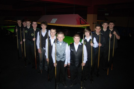 Silver Waistcoat Tour Event 3 Players 2010-11