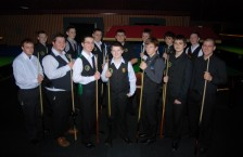 Silver Waistcoat Tour Event 3 Players 2011-12