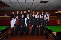 Silver Waistcoat Tour Event 4 Players 2008-09
