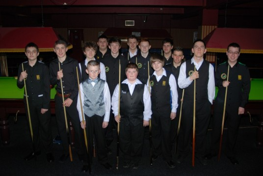 Silver Waistcoat Tour Event 4 Players 2010-11