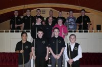 Silver Waistcoat Tour Event 4 Players 2013-14