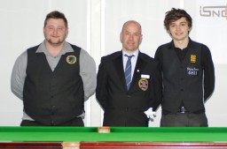 Silver Waistcoat Tour Event 5 Finalists 2012-13