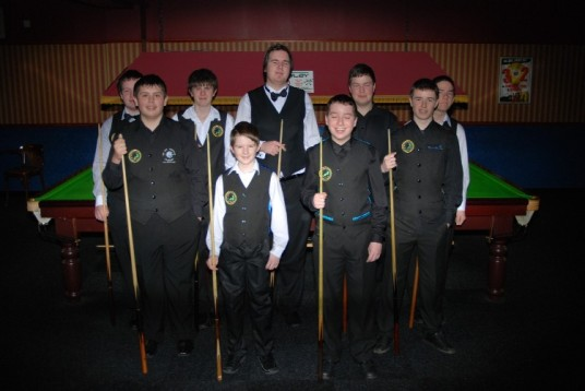 Silver Waistcoat Tour Event 5 Players 2008-09