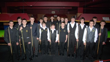 Silver Waistcoat Tour Event 5 Players 2010-11