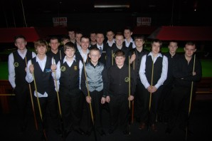 Silver Waistcoat Tour Event 5 Players 2011-12