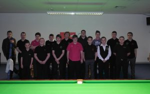 Silver Waistcoat Tour Event 5 Players 2013-14