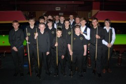 Silver Waistcoat Tour Event 6 Players 2011-12