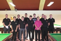Silver Waistcoat Tour Event 6 Players 2013-14