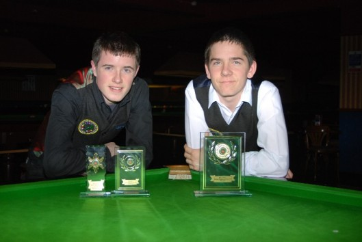 Silver Waistcoat Tour Overall Finalists 2008-09