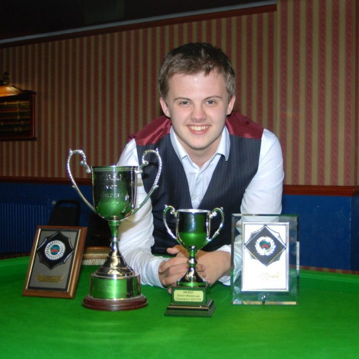 Silver Waistcoat Tour Overall Winner 2011-12