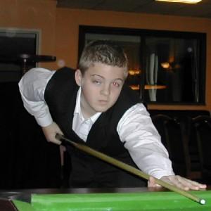 Steven Hull - Falmouth Champion 2008-09