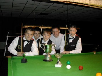 Bronze Waistcoat Tour Plymouth Event 1 Players 2005-06