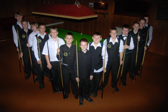 Bronze Waistcoat Tour Plymouth Event 1 Players 2008-09