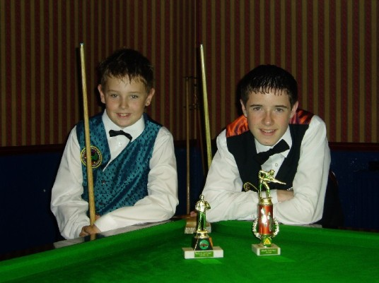 Bronze Waistcoat Tour Plymouth Event 2 Finalists 2005-06