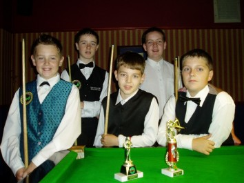 Bronze Waistcoat Tour Plymouth Event 2 Players 2005-06