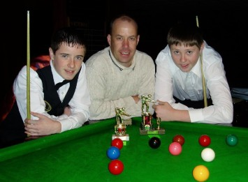 Bronze Waistcoat Tour Plymouth Event 3 Finalists 2005-06